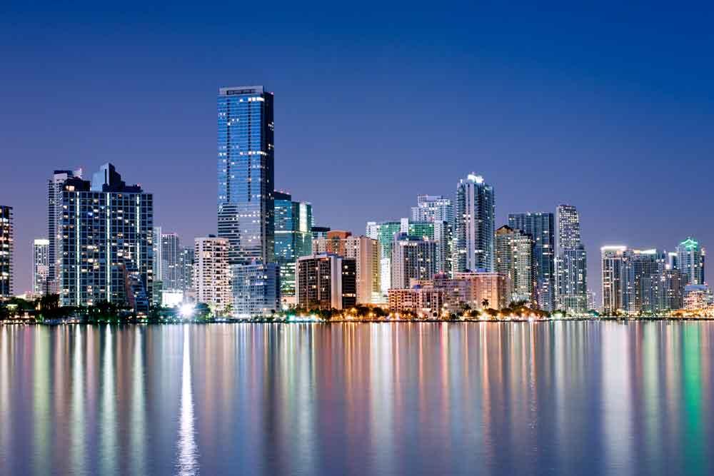 Florida-City-at-Night